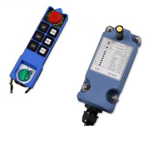 6 Steps Wireless Controller - L08B